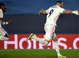 Benzema supera Raul no ranking dos maiores artilheiros da Champions; veja o top 10