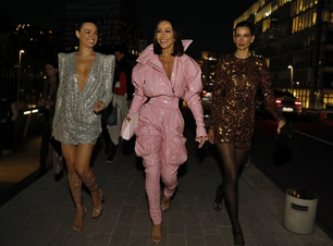Elas em Paris: 11 looks das brasileiras na semana de moda
