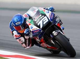 """Álex Márquez reconhece que tem de """"melhorar muitíssimo"""" para estar na MotoGP"""