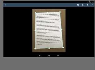App transforma seu celular no scanner do escritório