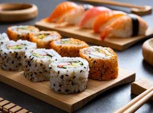 Comida japonesa: aprenda 6 receitas fáceis