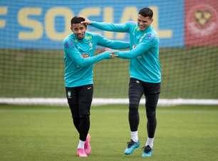 Inglaterra muda protocolo e Brasil poderá contar com atletas