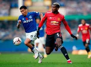 Manchester United x Everton: onde assistir, horário e escalações do jogo da Premier League