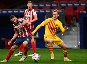 Atlético de Madrid x Barcelona: onde assistir, horário e escalações do jogo do Campeonato Espanhol