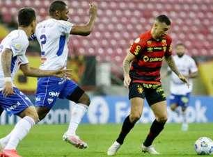 Diante do Grêmio, Sport quer encerrar jejum de bola na rede