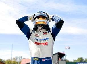 Kirkwood é campeão da Indy Lights em dia de vitória de Lundqvist em Mid-Ohio