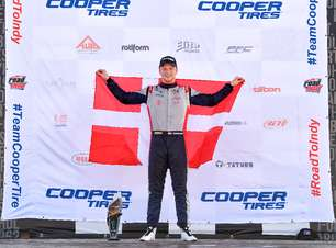 Rasmussen se sagra campeão da Indy Pro 2000. Roe encerra ano com triunfo em Mid-Ohio