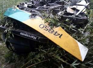 Queda de ônibus em ribanceira deixa oito mortos e 45 feridos no interior de Minas
