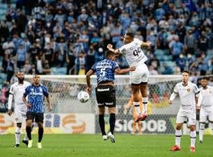 Grêmio perde a chance de escapar da zona de rebaixamento
