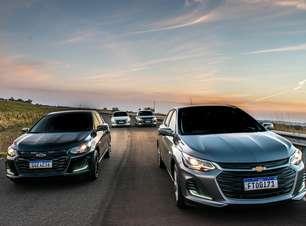 Chevrolet cresce 100% e Fiat mantém a liderança em setembro
