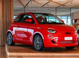 Fiat 500e ganha edição (RED) em parceria com Bono Vox