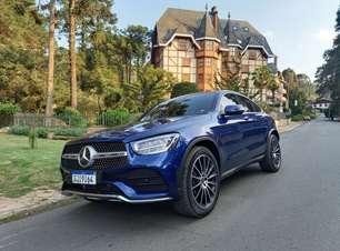 Avaliação: Mercedes GLC 300 Coupé surpreende no consumo