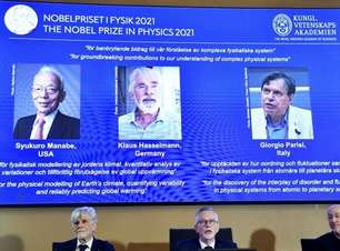 Nobel de Física: Syukuro Manabe, Klaus Hasselmann e Giorgio Parisi são premiados por pesquisa sobre clima