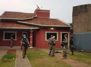 Guerra do tráfico já deixou 160 mortos este ano na fronteira com o Paraguai