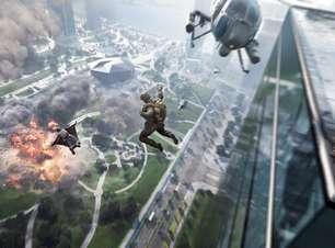 Games para jogar de graça: Battlefield 2042 e mais