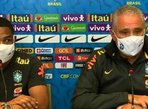 'A campanha nos permite abrir o leque de oportunidades', diz Tite sobre novidade na Seleção