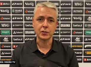 """CEARÁ: Tiago Nunes fala sobre a evolução da equipe: """"Estamos trabalhando para tornar o time mais consistente e equilibrada"""""""