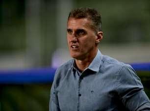 Mancini mostra cautela mesmo após vitória sobre o Palmeiras e não quer 'sonhar com algo a mais' no Brasileiro