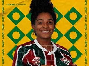 CBF convoca Luany, do Fluminense, para Seleção Brasileira de Futebol Feminino Sub-20