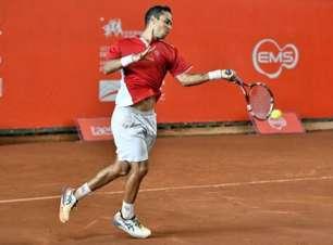 Daniel Silva vence batalha e vai à final em Lima