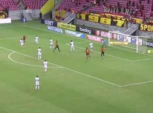 SÉRIE A: Gol de Sport 1 x 0 Corinthians
