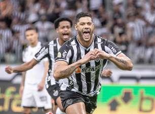 Atlético-MG vence Ceará, amplia vantagem e série invicta