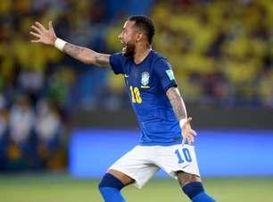 Brasil empata com a Colômbia e perde 100% nas Eliminatórias
