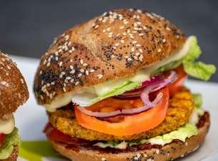 Segunda Sem Carne: 4 hambúrgueres vegetarianos de dar água na boca!
