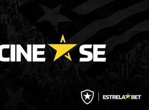 Botafogo e EstrelaBet farão ação de incentivo à vacinação na partida contra o Cruzeiro