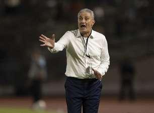 VP do Flamengo dá sugestão a Tite, técnico da Seleção Brasileira