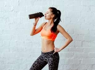 Shake para ganhar massa muscular e manter a dieta no feriado