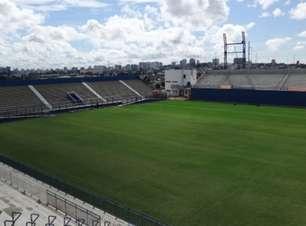 Local de treino da Seleção, Estádio da Colina 'já viu' Pelé e Zico e passou por obras para a Copa de 2014