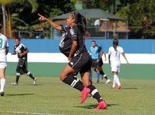 Meninas da Colina: Vasco goleia o Boavista pela 3ª rodada da Taça Guanabara de futebol feminino
