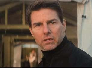 Tom Cruise tem aparência criticada em jogo de beisebol