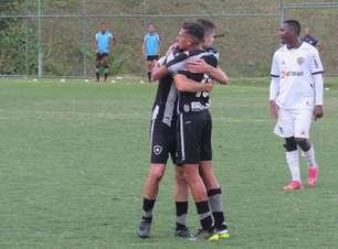 CBF define datas das quartas de final entre Botafogo e Atlético-MG pelo Brasileirão Sub-20