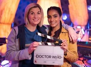 """13ª temporada de """"Doctor Who"""" encerra gravações"""