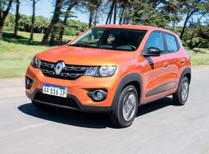Renault Kwid sai de linha na Argentina