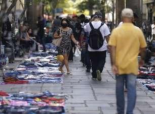 Máscara contra a covid-19 deixará de ser obrigatória no Rio