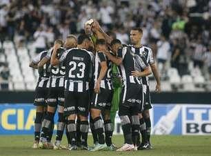Aproveitamento fora de casa do Botafogo sobe com Enderson Moreira mas postura ainda não empolga