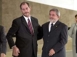"""Lula reage a Ciro: """"Quem planta vento, colhe tempestade"""""""