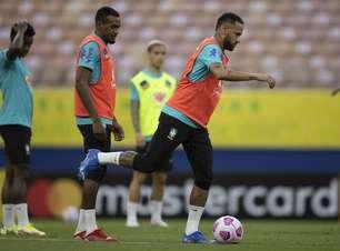 Tite esconde escalação, mas garante Gabriel Jesus e Neymar