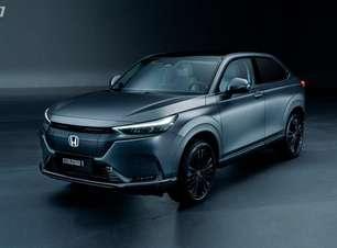 Novo Honda HR-V 100% elétrico é revelado