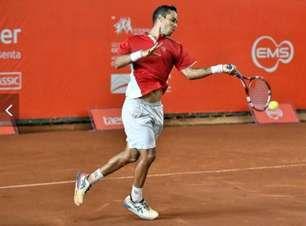 Daniel Silva faz semi em Lima e vence a oitava consecutiva