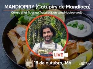 Mandiopiry (catupiry de mandioca)