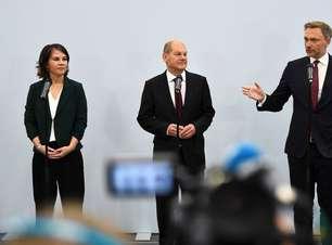 SPD, Verdes e FDP querem conversas formais de coalizão na Alemanha