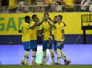 Freguês! Brasil completa 20 anos sem perder para o Uruguai