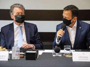 Doria se aproxima de Arthur Virgílio nas prévias do PSDB