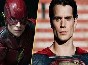 Será que o Superman vai ter participação no próximo filme The Flash?