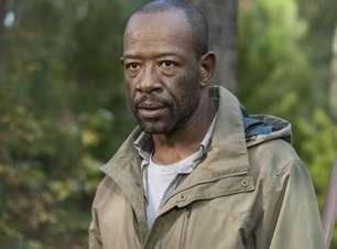 Lennie James relembra sua trajetória por The Walking Dead