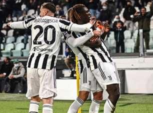 Juventus derrota a Roma, engata a quarta vitória seguida e encosta no G4 do Campeonato Italiano